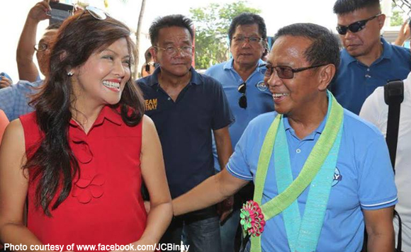 luzon-Binay visits Imee Marcos Bi-Bong in the works
