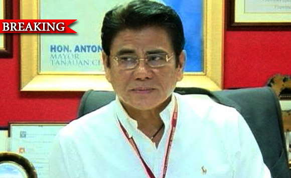 Philippine mayor Antonio Halili shot dead at ceremony